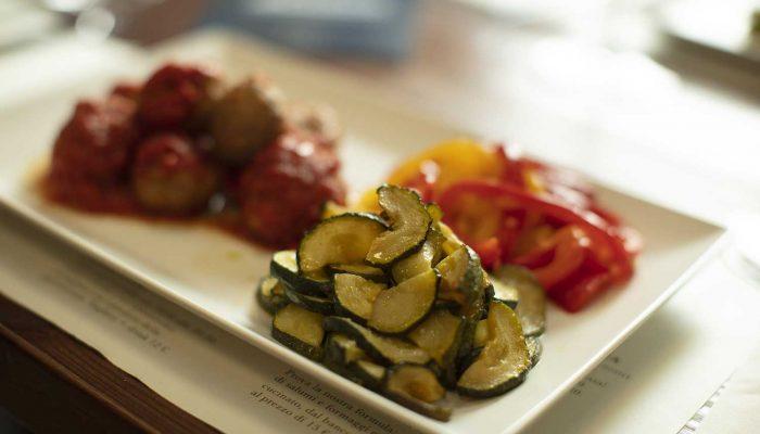 Olvino Morgante - La gastronomia calda