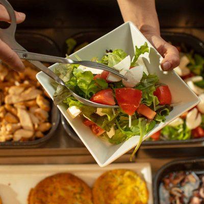 Tutti gli ingredienti per un pranzo genuino e tradizionale