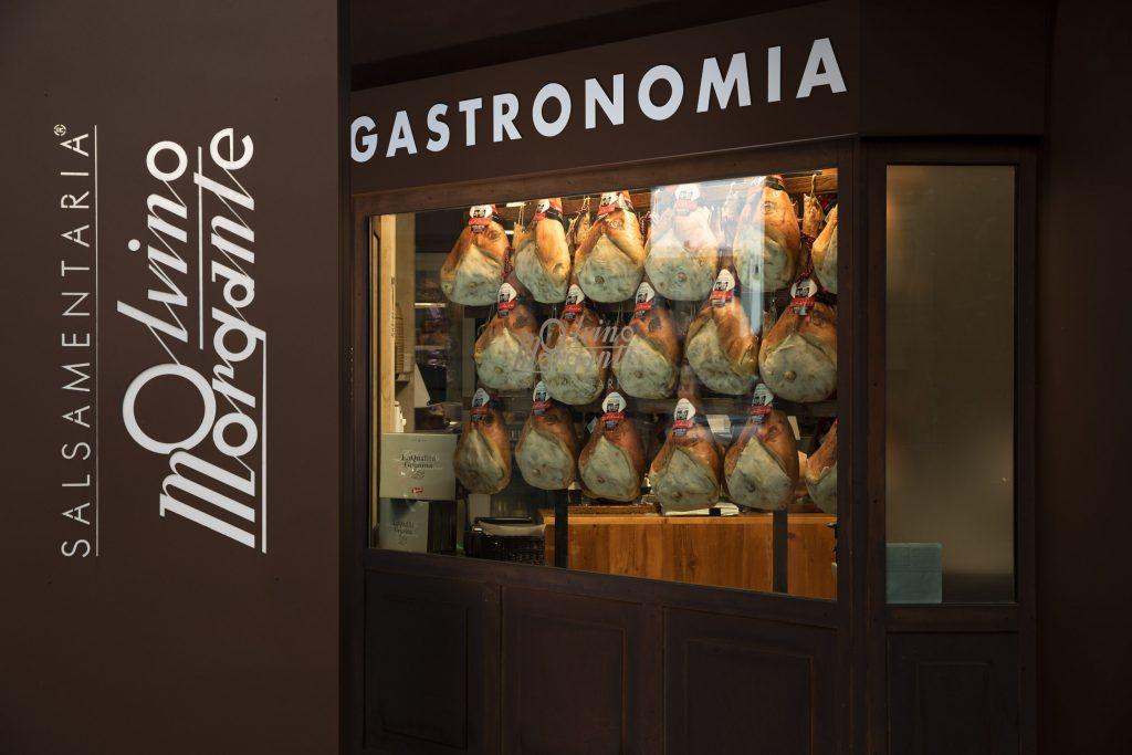 Salsamentaria Olvino Morgante - La gastronomia